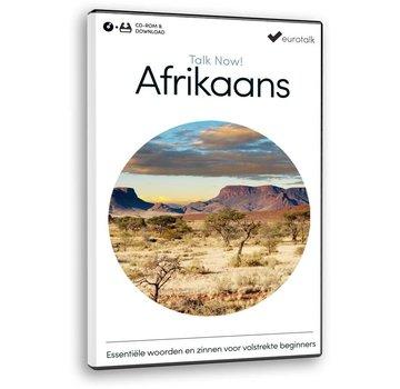 Eurotalk Talk Now Cursus Afrikaans voor Beginners - Leer de Zuid Afrikaanse taal