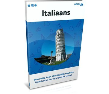 uTalk Leer Italiaans ONLINE - Complete taalcursus Italiaans