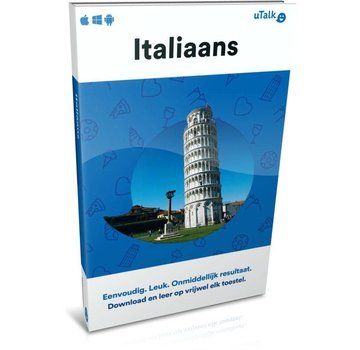 uTalk Italiaans leren - Online taalcursus | Leer de Italiaanse taal