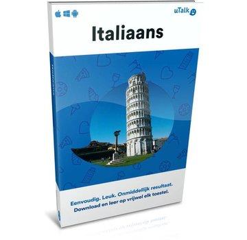 uTalk Online Taalcursus Italiaans leren - Online complete taalcursus | Leer de Italiaanse taal