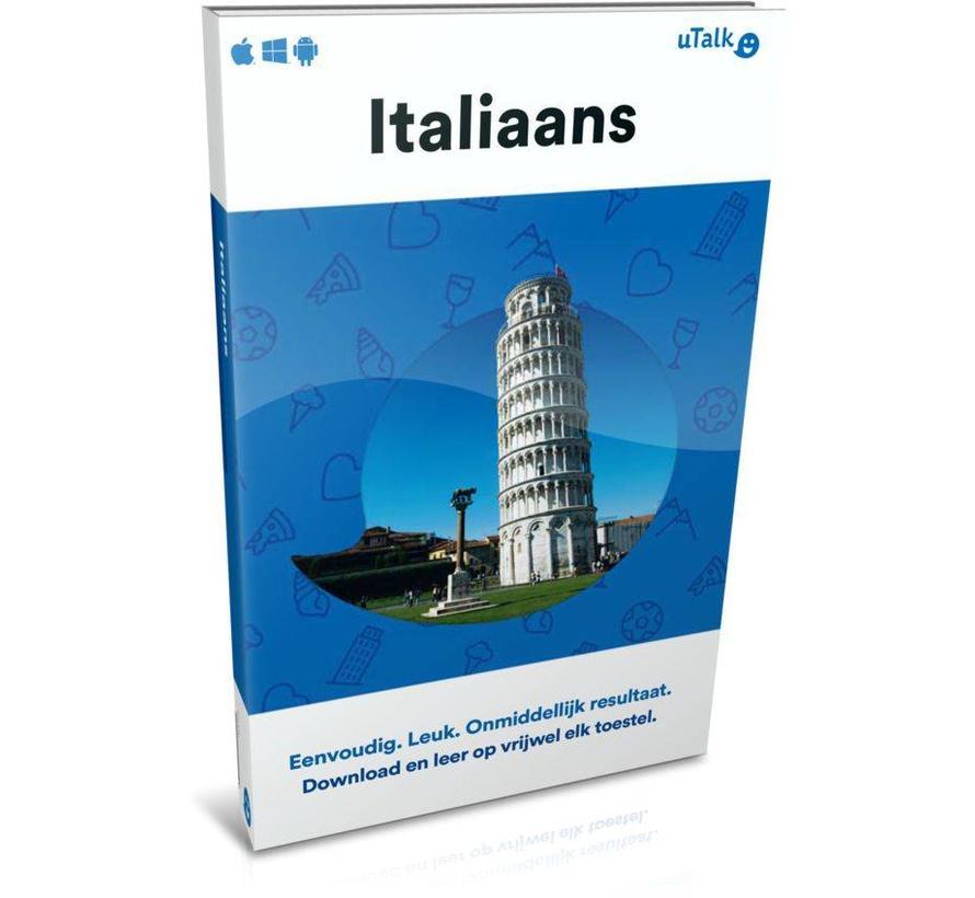 uTalk Italiaans leren - Online taalcursus