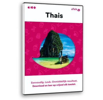 uTalk Snel Thais leren - Online taalcursus | Leer deThaise taal