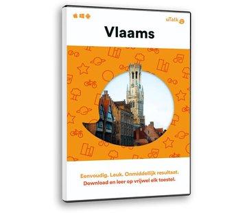 uTalk Leer Vlaams online - uTalk complete taalcursus