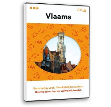 uTalk Leer Vlaams ONLINE - Complete taalcursus Vlaams