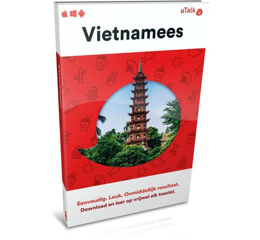 uTalk leer Vietnamees - Online cursus