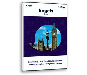 uTalk Engels leren - ONLINE |  Complete taalcursus Engels