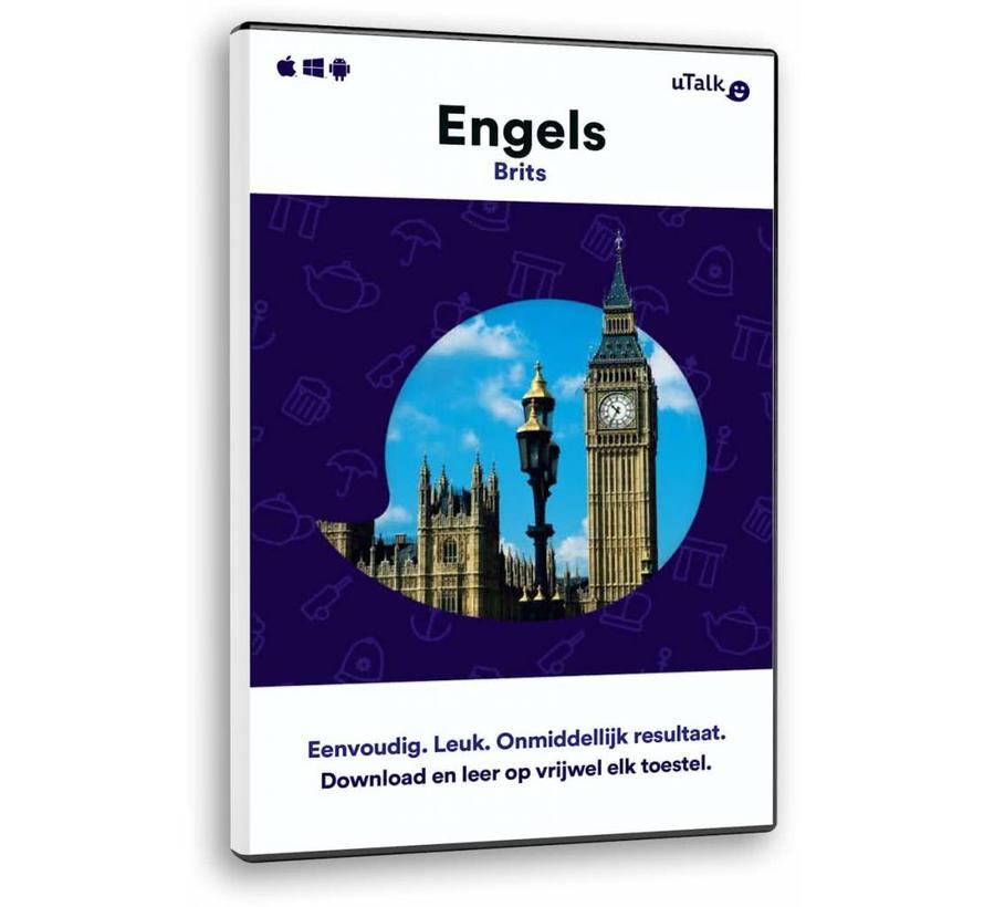 uTalk leer Engels - Online taalcursus