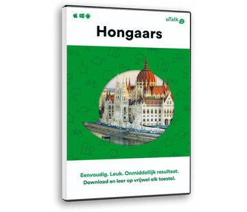 uTalk Hongaars leren ONLINE - Complete taalcursus Hongaars