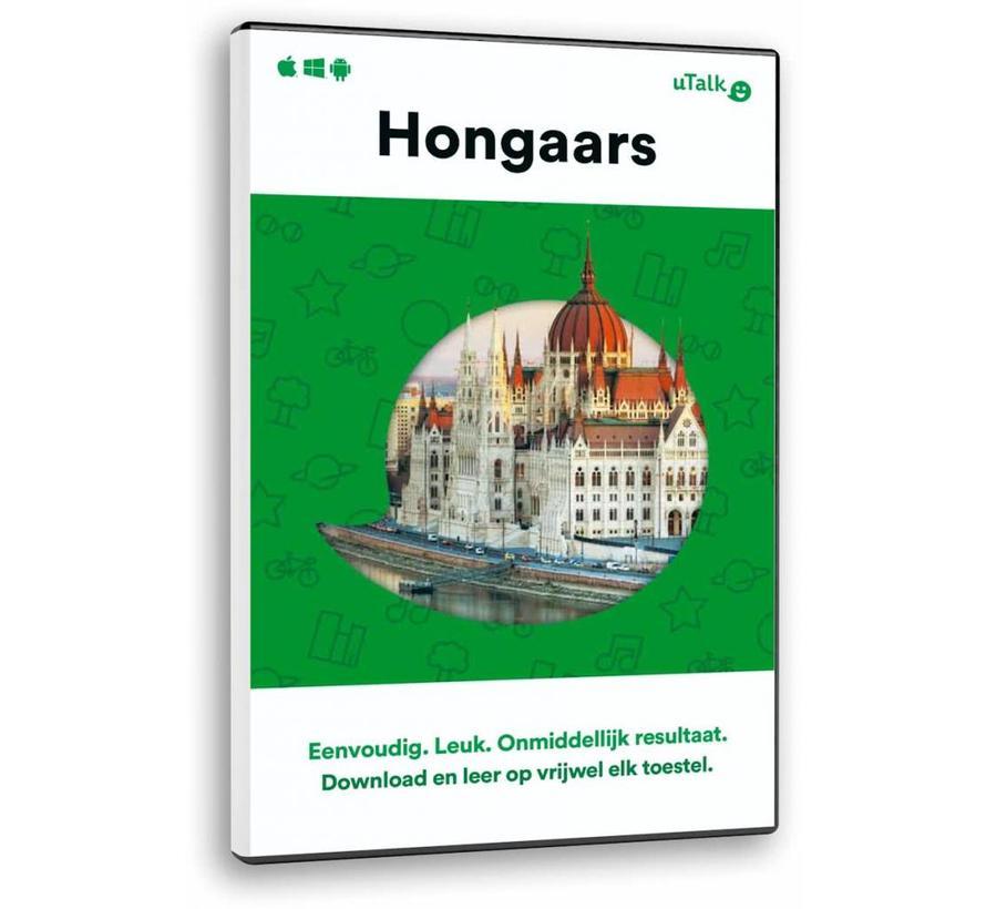 uTalk leer Hongaars - Online cursus