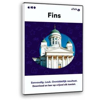 uTalk Snel FINS  leren - Online cursus Fins (Leer de Finse taal - Complete taalcursus)