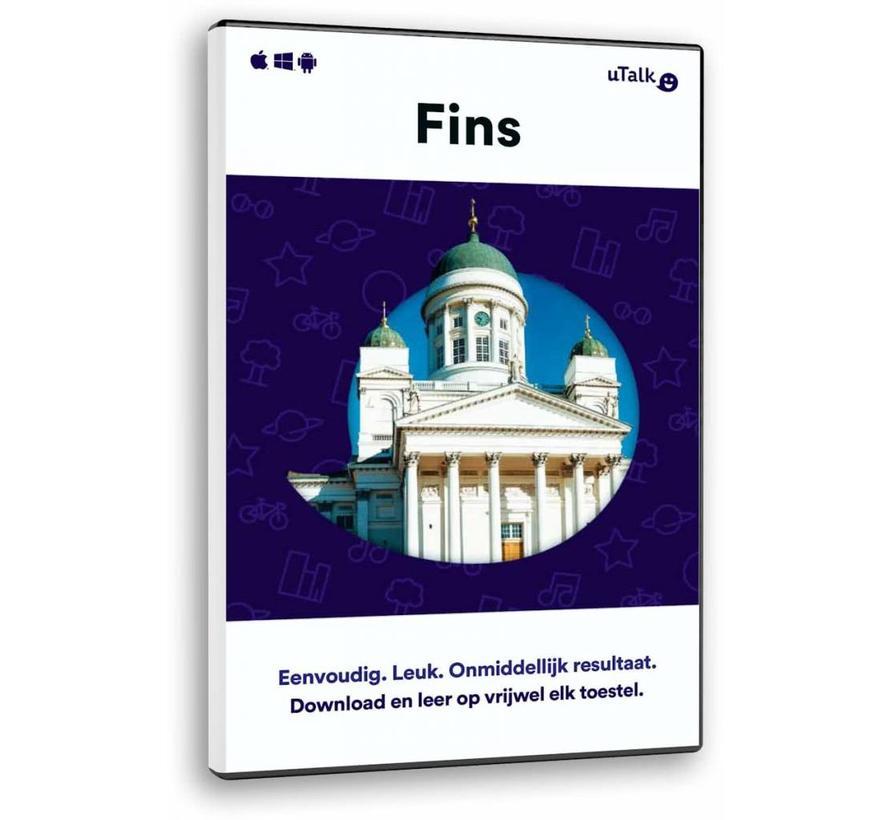 uTalk leer Fins - Online taalcursus