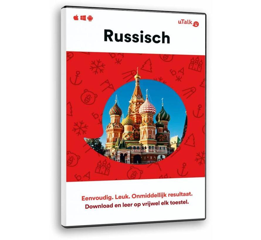 uTalk leer Russisch - Online taalursus