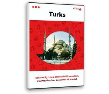 uTalk Turks leren ONLINE - Complete taalcursus Turks