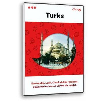 uTalk Leer TURKS - Online taalcursus | Leer de Turkse taal