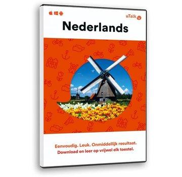 uTalk Leer Nederlands online - Complete taalcursus Nederlands