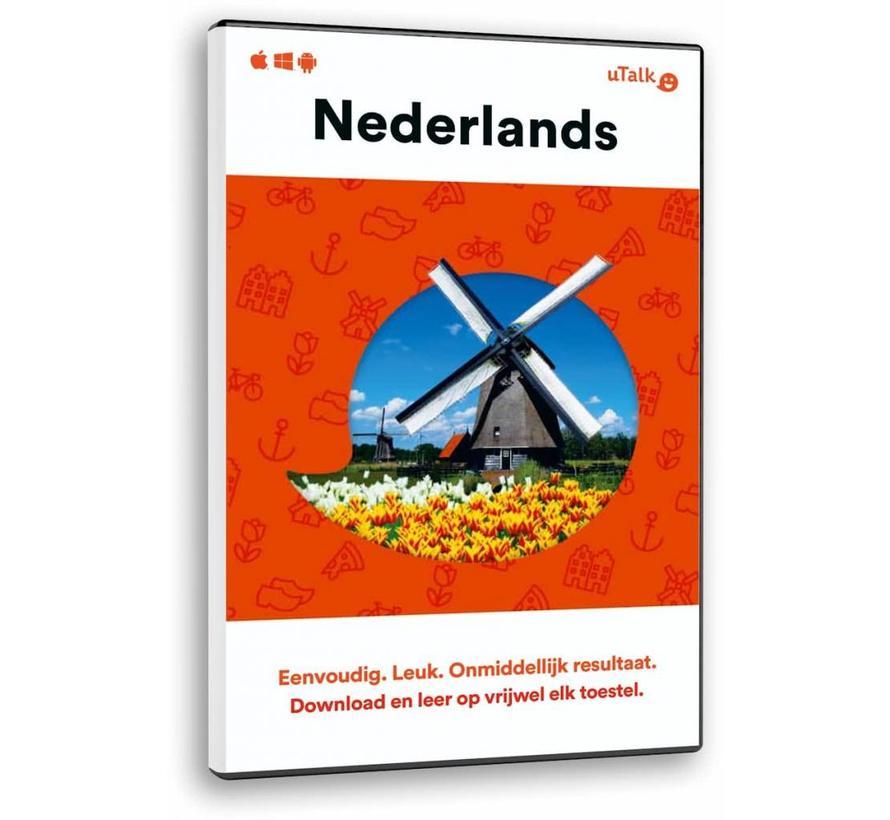 uTalk leer Nederlands - Online taalcursus