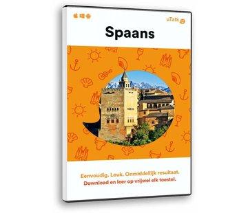 uTalk Online Taalcursus Spaans leren ONLINE - Complete taalcursus Spaans