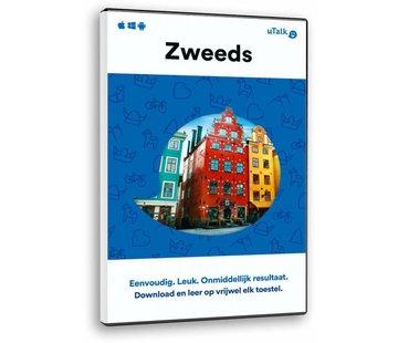 uTalk Zweeds leren ONLINE - Complete taalcursus Zweeds