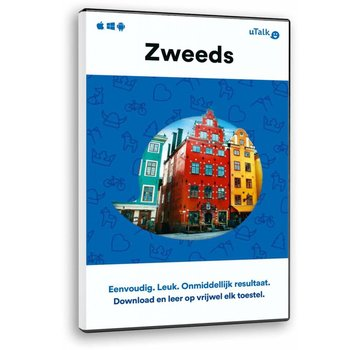 uTalk Zweeds leren - Online taalcursus | Leer de Zweedse taal