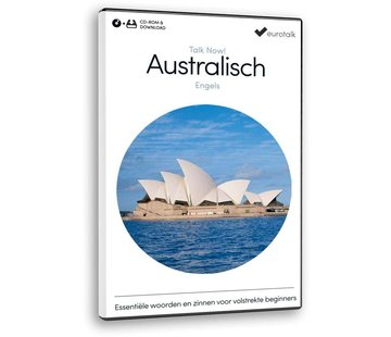 Eurotalk Talk Now Talk Now - Basis cursus Australisch voor Beginners