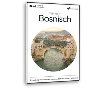 Eurotalk Talk Now Cursus Bosnisch voor Beginners - Leer de Bosnische taal