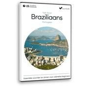 Eurotalk Talk Now Basis cursus Braziliaans Portugees voor Beginners (CD + Download)