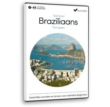 Eurotalk Talk Now Cursus Braziliaans Portugees voor Beginners - Leer de taal van Brazilië