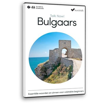 Eurotalk Talk Now Basis cursus Bulgaars voor Beginners - Leer de Bulgaarse taal