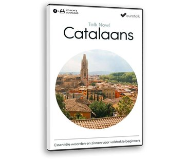 Eurotalk Talk Now Cursus Catalaans voor Beginners - Leer de Catalaanse taal