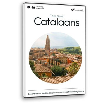 Eurotalk Talk Now Cursus Catalaans voor Beginners - Leer de Catalaanse taal