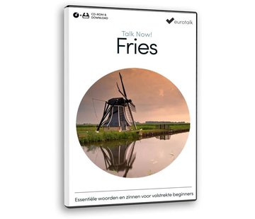 Eurotalk Talk Now Cursus Fries voor Beginners - Leer de Friese taal (CD + Download)