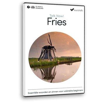 Eurotalk Talk Now Cursus Fries voor Beginners - Leer de Friese taal (CD + Download)