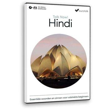 Eurotalk Talk Now Basis cursus Hindi voor Beginners