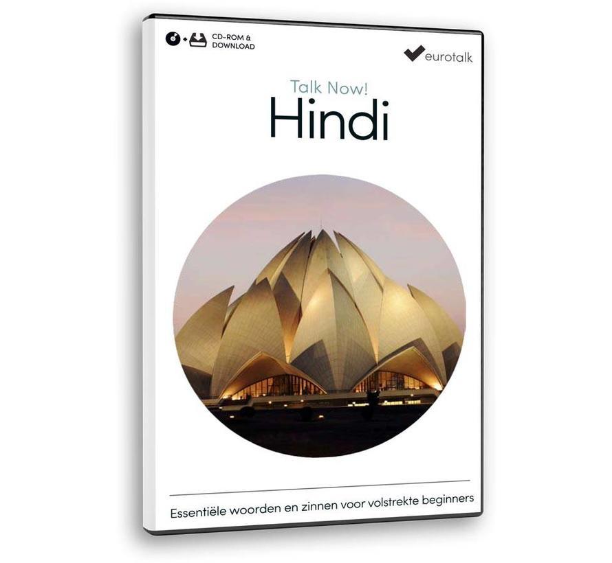 Talk now - Cursus Hindi  voor Beginners