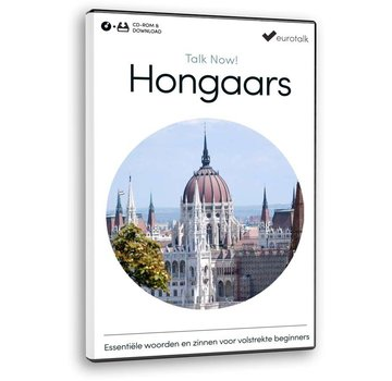 Eurotalk Talk Now Cursus Hongaars voor Beginners - Leer de Hongaarse taal