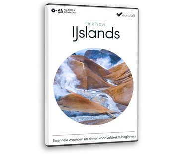 Eurotalk Talk Now Leer IJslands - Cursus IJslands voor Beginners