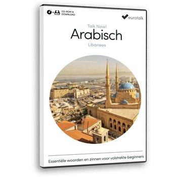 Eurotalk Talk Now Basis cursus Arabisch Libanees  voor Beginners