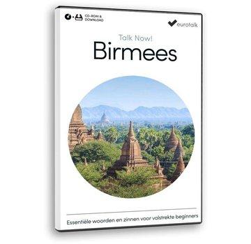 Eurotalk Talk Now Talk Now - Basis cursus Birmees voor Beginners