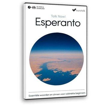 Eurotalk Talk Now Talk Now - Basis cursus Esperanto voor Beginners