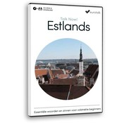 Eurotalk Talk Now Basis cursus Ests voor Beginners - Lees de Estlandse taal (CD + Download)