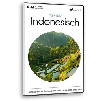 Eurotalk Talk Now Basis cursus Indonesisch voor Beginners | Leer de Indonesische taal