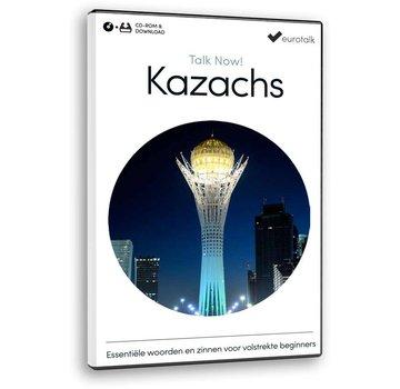 Eurotalk Talk Now Talk Now Kazach - Basis cursus Kazach voor Beginners