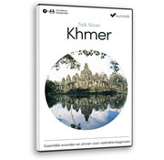 Eurotalk Talk Now Talk Now Khmer - Basis cursus Khmer voor Beginners