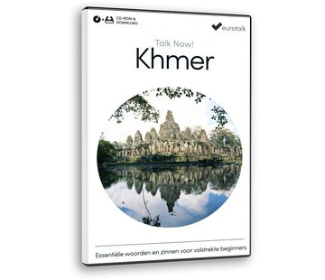 Eurotalk Talk Now Talk Now Khmer - Basis cursus Khmer voor Beginners