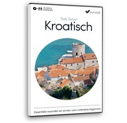 Eurotalk Talk Now Basis cursus Kroatisch - Leer Kroatisch voor Beginners (CD + Download)