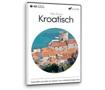 Eurotalk Talk Now Basis cursus Kroatisch voor Beginners