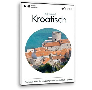 Eurotalk Talk Now Leer Kroatisch - Cursus Kroatisch voor Beginners (CD)