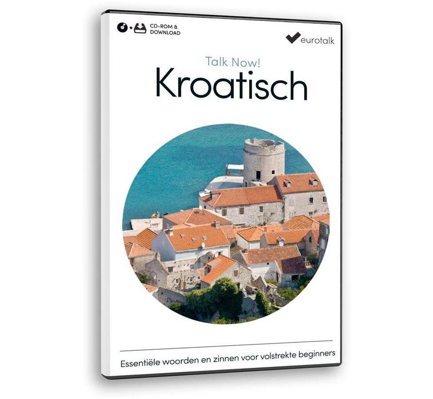 Talk Now  - Basis cursus Kroatisch voor Beginners