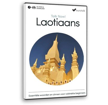 Eurotalk Talk Now Cursus Lao voor Beginners - Leer de Laos taal (Laotiaans)