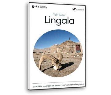 Eurotalk Talk Now Leer Lingala! | Cursus Lingala voor Beginners (CD + Download)